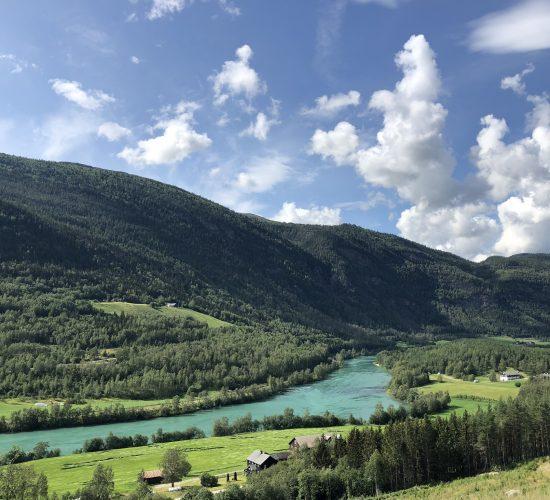 Olavsweg Norwegen Gudbrandsdal